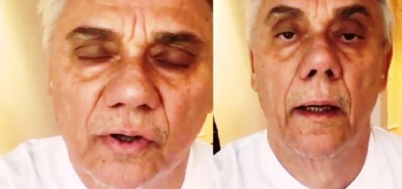 'Pode ter certeza que eu já estou curado', disse Marcelo Rezende