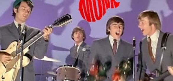 Mike Nesmith, Micky Dolenz, David Jones e Peter Tork: os Monkees.