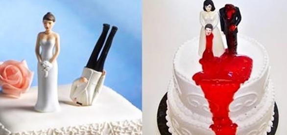 Nem sempre casamentos tem finais felizes