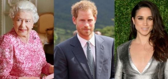 Prince Harry has gotten Queen Elizabeth's permission to marry Meghan Markle - Photo: Blasting News Library - royal-fans.com