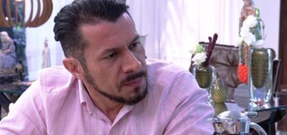 Rômulo ainda disse que o maior medo dos participantes era sair 'queimados' da casa ( Foto: Reprodução/ Rede Globo )