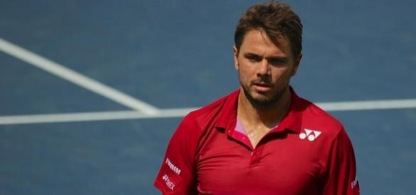 Swiss tennis player Stan Wawrinka. Photo by Marianne Bevis -- CC BY-ND 2.0