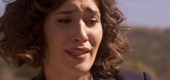 Camila decide di lasciare Puente Viejo con il suo ex fidanzato Nestor
