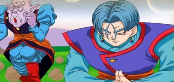 Dragon Ball Super manga 24 Trunks aprendiz de Kaioshin
