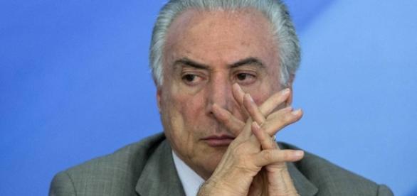 Em pronunciamento, Temer reafirma que não vai renunciar ao cargo