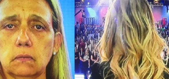 Em transformação incrível no programa do Gugu, ex chacrete Rita Cadillac impressiona e vira 'outra mulher'