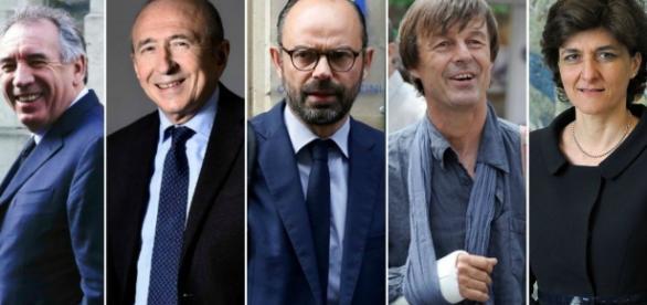 EN DIRECT Suivez l'annonce du premier gouvernement du président ... - challenges.fr