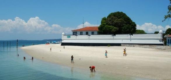 Ilha de Itaparica (Foto: Viagem e Turismo)