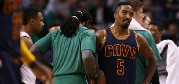 J.R. Smith says the Cavs expect dirty plays from the Celtics - inquisitr.com