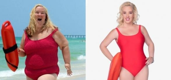 Mama June wants new reality TV show but Honey Boo Boo doesn't. source Youtube