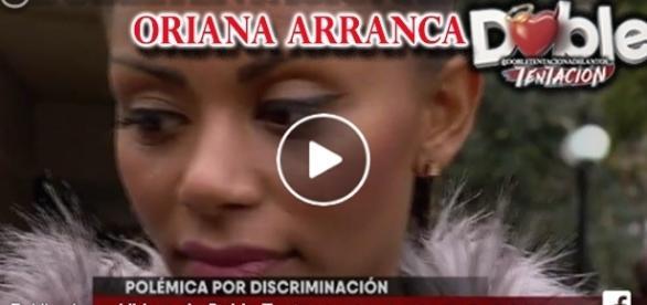 Oriana enfrenta la justicia en Chile