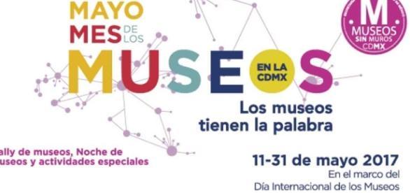 Participa en el Rally de Museos CDMX 2017 - Ideas Que Ayudan - ideasqueayudan.com