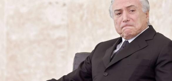 Presidente Michel Temer ainda não fez manifestação sobre as gravações