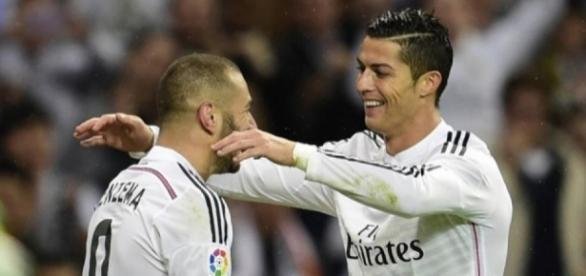Real Madrid: Benzema est cash sur sa relation avec CR7!