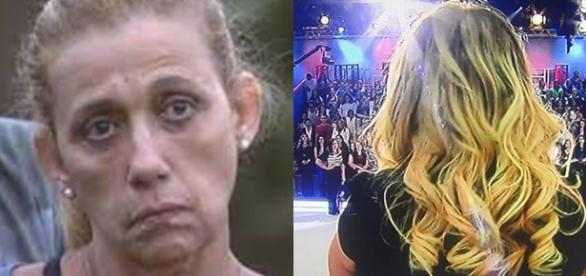 Rita Cadilac rejuvenesceu após as cirurgias