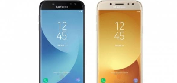 Samsung Galaxy J5 (2017), Galaxy J7 (2017) press renders and speculations. - mysmartprice.com