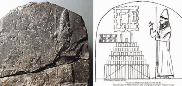 Arqueólogos hallan fuertes evidencias de la Torre de Babel.