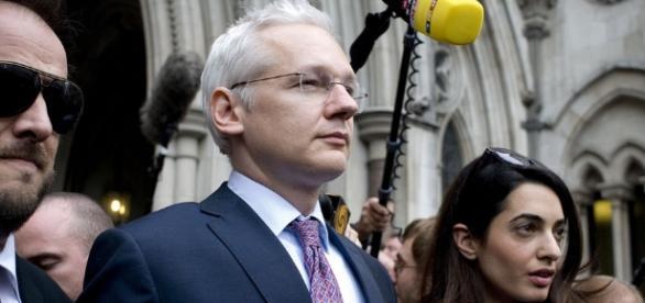 Assange Photo Credit: AcidPolly