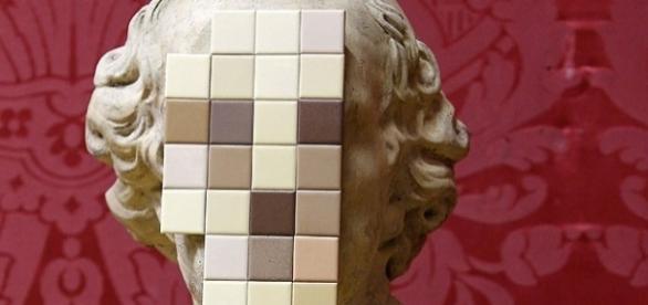 """""""CARDENAL SIN"""" (escultura de Banksy)"""