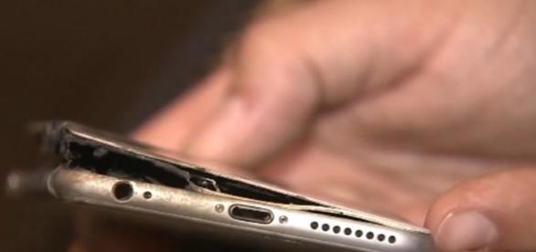 Esse tipo de incidente com dispositivos apple é bastante raro (Foto: Google)