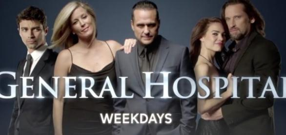 General Hospital promo photo via BN Library