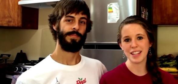 Jill Duggar Dillard and husband Derick-Image by TLC/YouTube