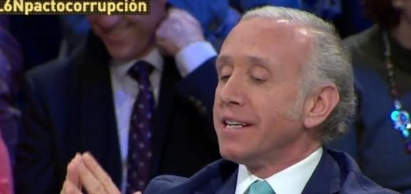 La justicia embarga el sueldo de Eduardo Inda por incumplir con la ... - lavanguardia.com