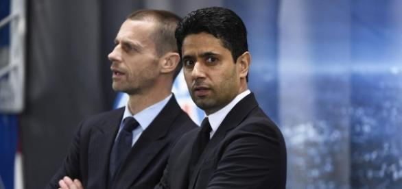 L'avenir, Unaï Emery, Thiago Silva... Nasser Al-Khelaïfi fait le ... - francetvinfo.fr