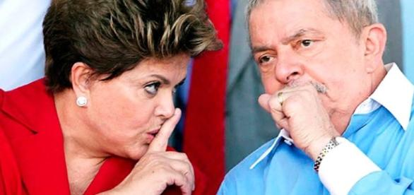 Lula e Dilma teriam recebido o valor de US$ 150 milhões, através de contas no exterior