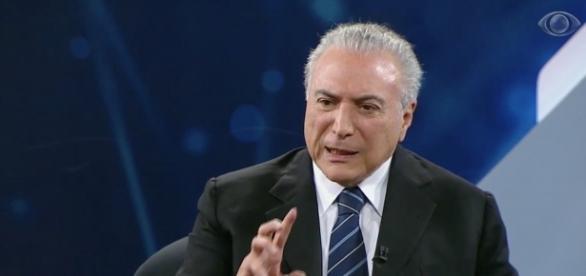 Michel Temer - Imagem: www.poder360.com.br