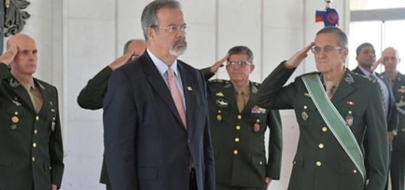 Ministro da Defesa, Raul Jungmann