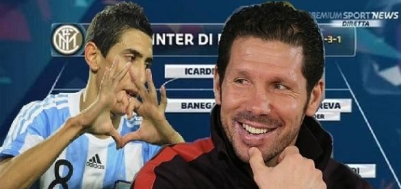 Nasce l'Inter di Simeone e Di Maria.