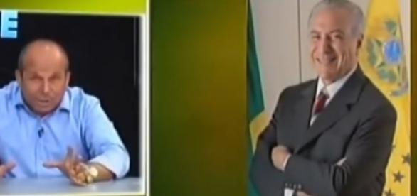 Temer vai renunciar, diz Carlinhos Vidente, que previu acidente de avião com time de futebol