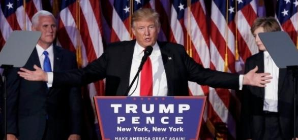 Donald Trump wins US Presidential Election 2016 as he crushes ... - thesun.co.uk
