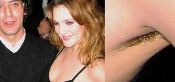 Drew Barrymore é adepta do visual desde os anos 90... - com.uy