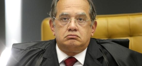 Ministro do STF, Gilmar Medes, soltou José Dirceu da prisão preventiva