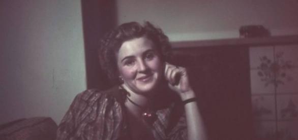 Olga Tchekova em foto para a revista LIFE.