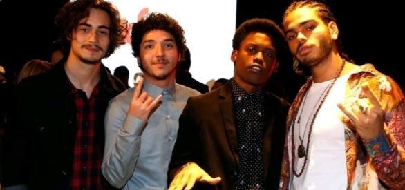 Quatro ponto quatro: Danilo Mesquita, João Vitor Silva, Maicon Rodrigues e Enzo Romani são alguns dos integrantes