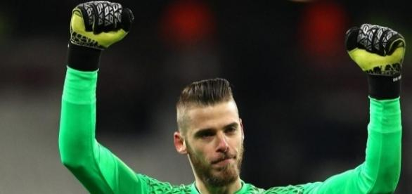 Real Madrid : David De Gea commet une bourde !