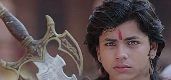 Siddharth Nigam jako nastoletni królewicz Aśoka indyjski Zygfryd!