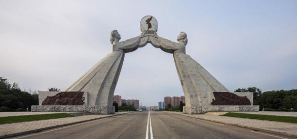 Un monumento di Pyongyang, capitale della Corea del Nord - cnn.com