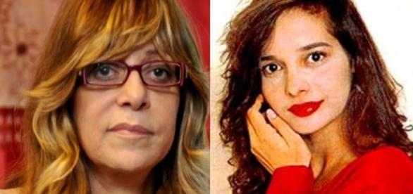 Autora trava briga pela filha - Google