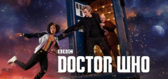 Doctor Who tv show logo image via Flickr.com