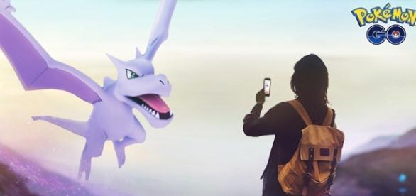 El nuevo evento de 'Pokémon GO' te llevará en una aventura con fósiles - conectica.com
