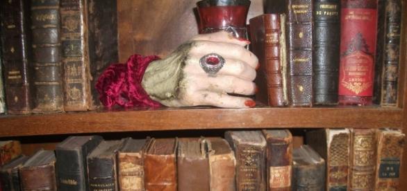 O Museu dos Vampiros reúne uma coleção assustadora sobre vampirismo
