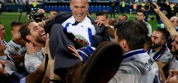 Perez to Zidane: You were the best player in the world and now you ... - ronaldo.com