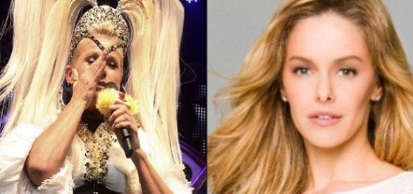 Bianca Rinald fala sobre comportamento de Xuxa em show