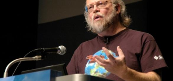 James Gosling, Java's Godfather, is now with Amazon. Photo courtesy of Blasting News Library.