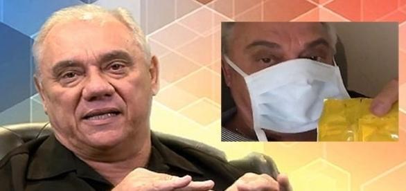 Jornalista fala sobre medo da doença