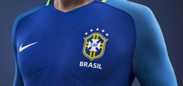 Les maillots du Brésil pour la Copa América 2016 par Nike - footpack.fr